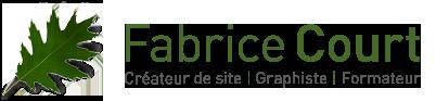 Fabrice Court Création de site WordPress, création de logo et charte graphique, formation