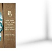 Invitation Carton Flyer