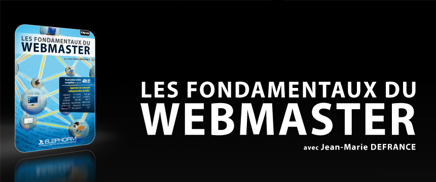 Jaquette Fondamentaux Webmaster