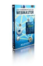 Création de la Jaquette DVD Fondamentaux Webmaster