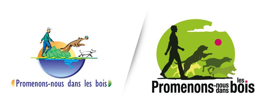 Refonte de logo logotype PNDB