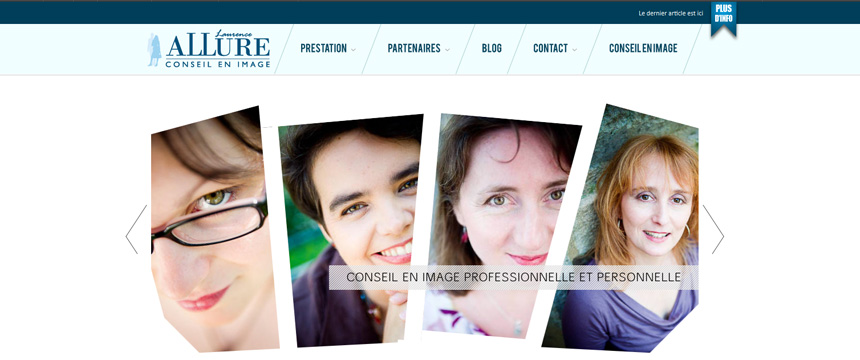Creation-site-WordPress-Laurence-allure