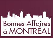 bonnes affaires à Montréal