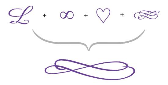 Synergie logo création charte