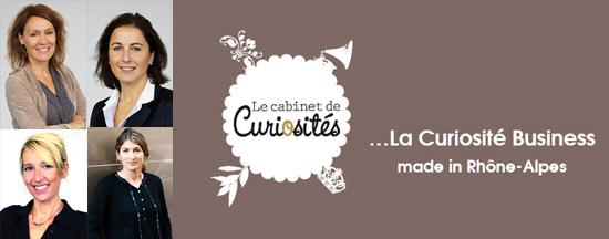 le Cabinet de curiosités, entrepreneurs en savoie - création de site Web Chambéry
