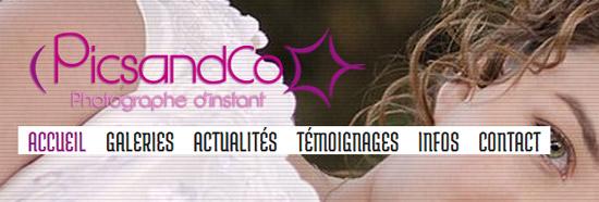 Création de site internet WordPress pour Sandrine Pic Prido