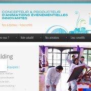 Nouveau site for event