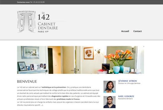 Création Site web dentiste