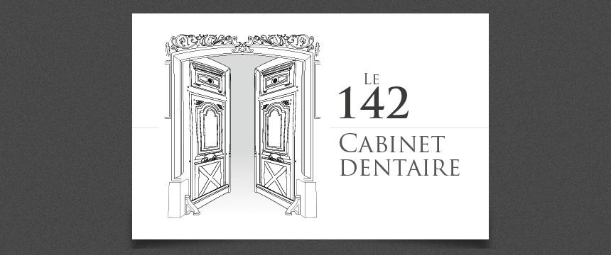 création de logo cabinet de dentiste 01