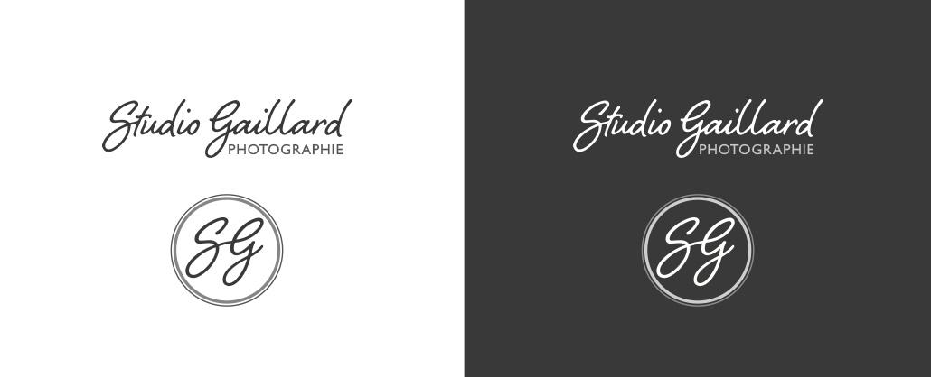 Création de logo Ben & aurore - une version scripte