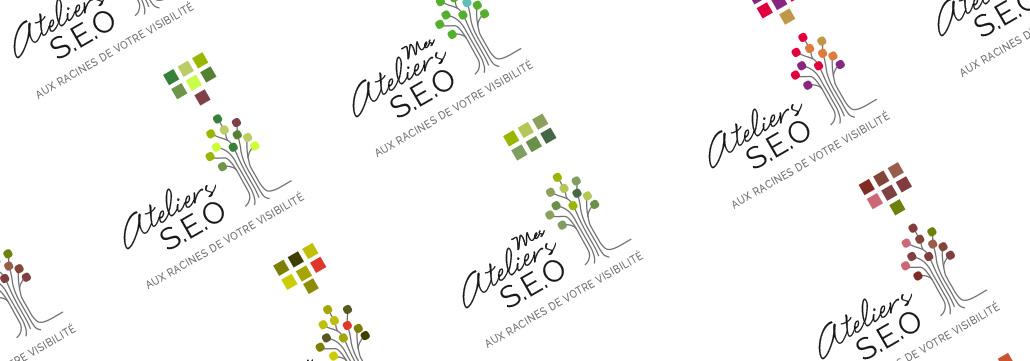 Création de logo recherche de couleur