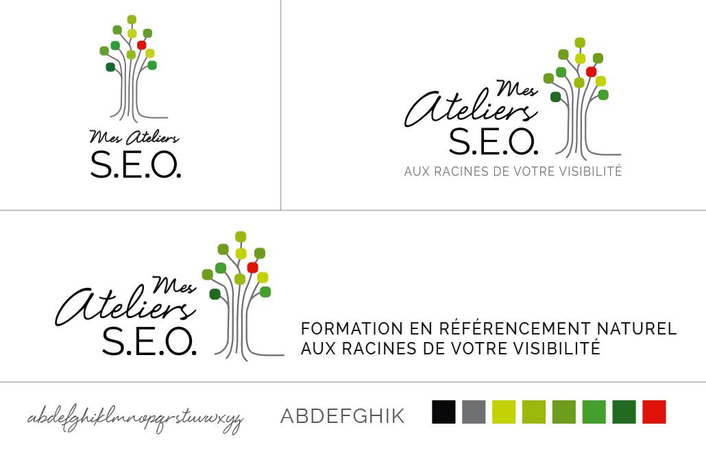 Création de logo version définitive