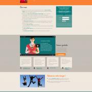 Refonte de site WordPress pour aurore Figuière