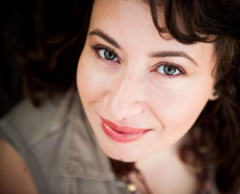 Elise Terrasens Portraits Nadine Court