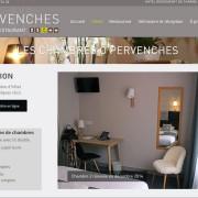 design site pervenche wordpress