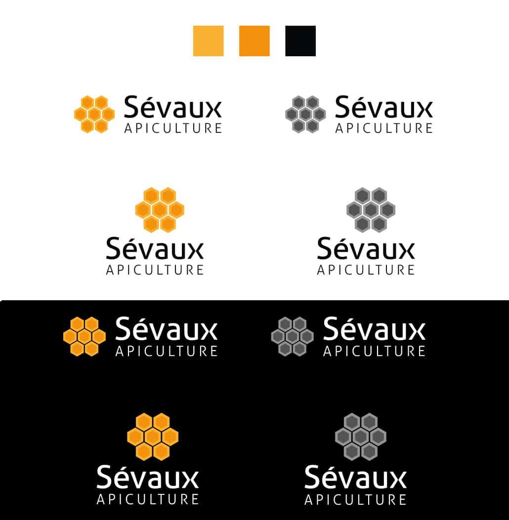 Logo création Jean Sévaux