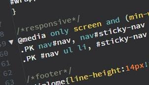personnalisation du code