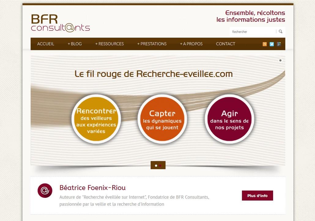 BFR Création de charte