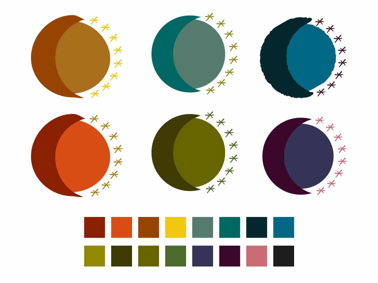 proposition de couleur