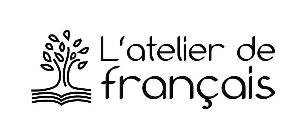 Création de logo Atelier de Français 03