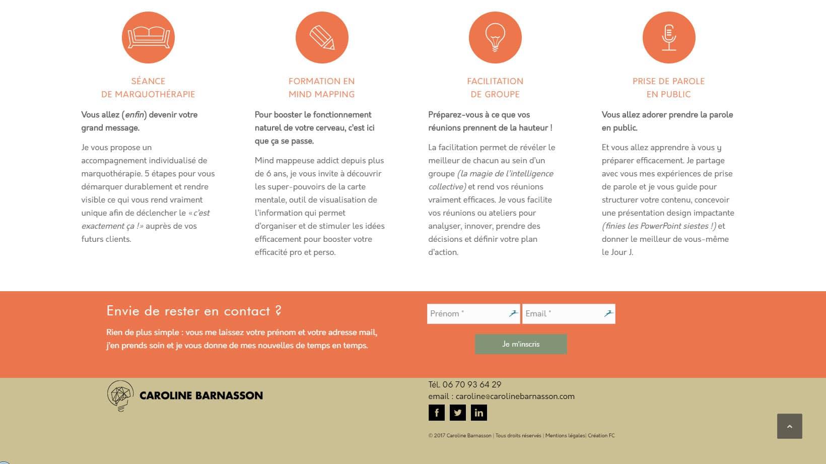 Création de site WordPress pour les professionnels