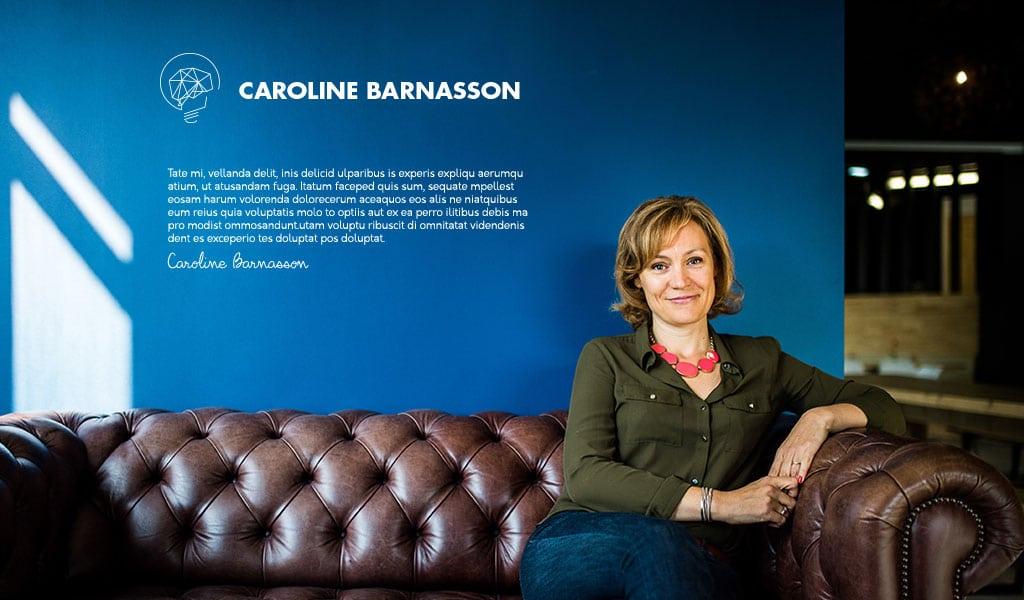 Caroline Barnasson