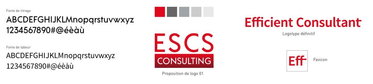 Charte graphique ESCS