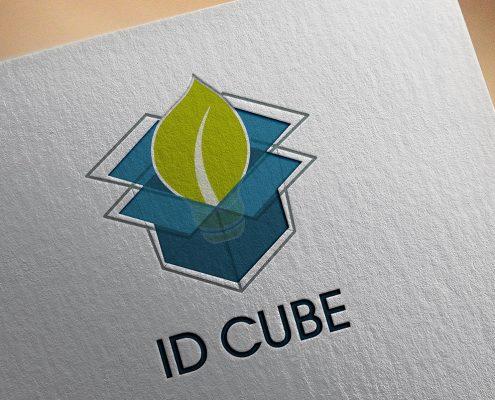 Création de logo innovales idcube
