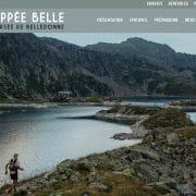 Refonte échappée belle site wordpress