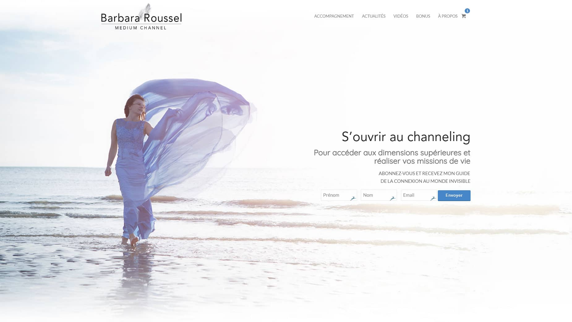Barbara Roussel medium channel