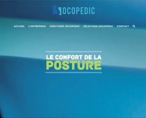 Socopedic site internet