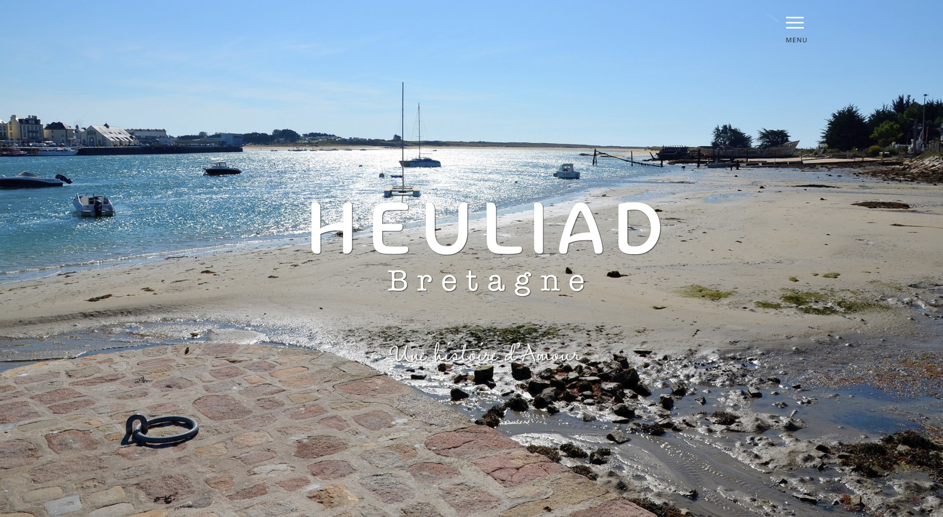 Heuliad création de site cosmétique