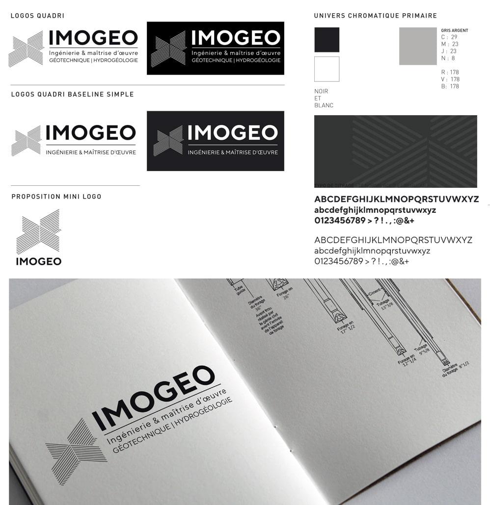 Création de logo ingénierie