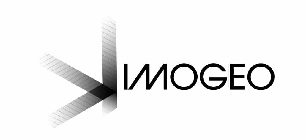 Recherche graphique Logo imogeo 03