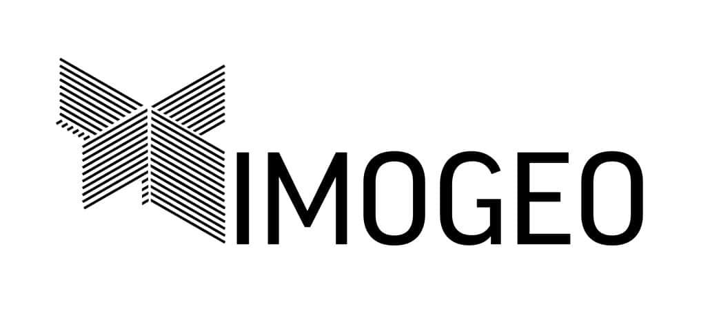 Recherche graphique Logo imogeo 04