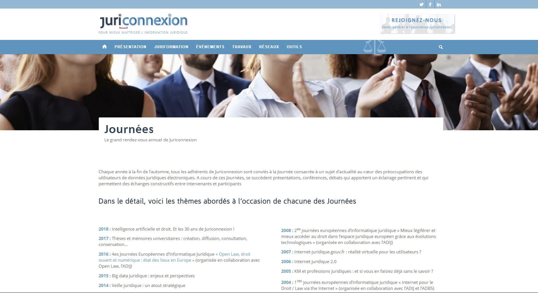 création site WordPress refonte-association