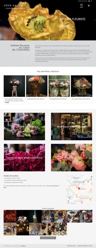 fleuriste décorateur florale Chambéry en Savoie