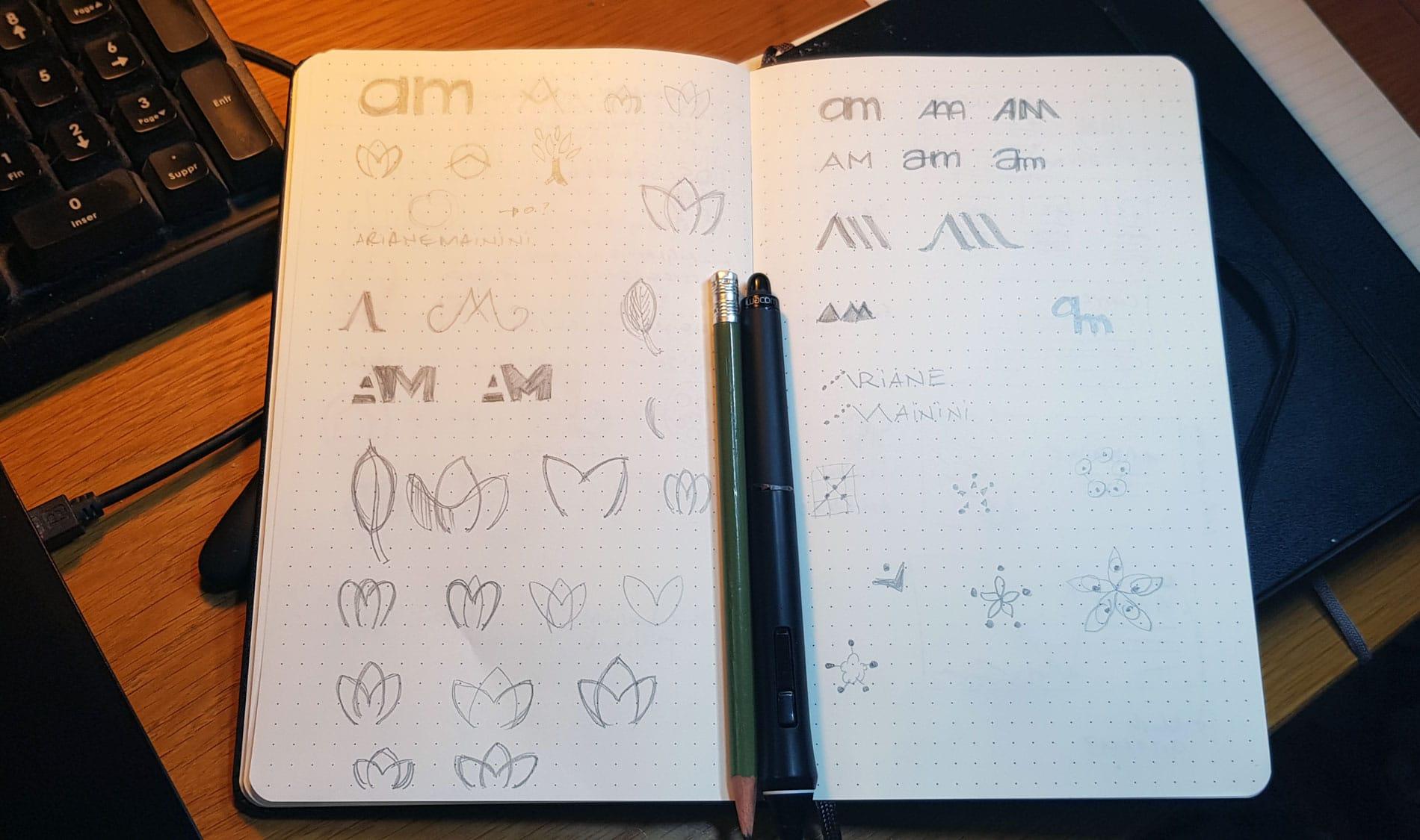 Création de logo sophrologie