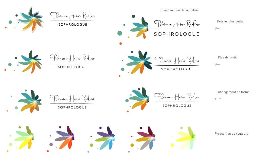 logo complet Sophrologue Tours